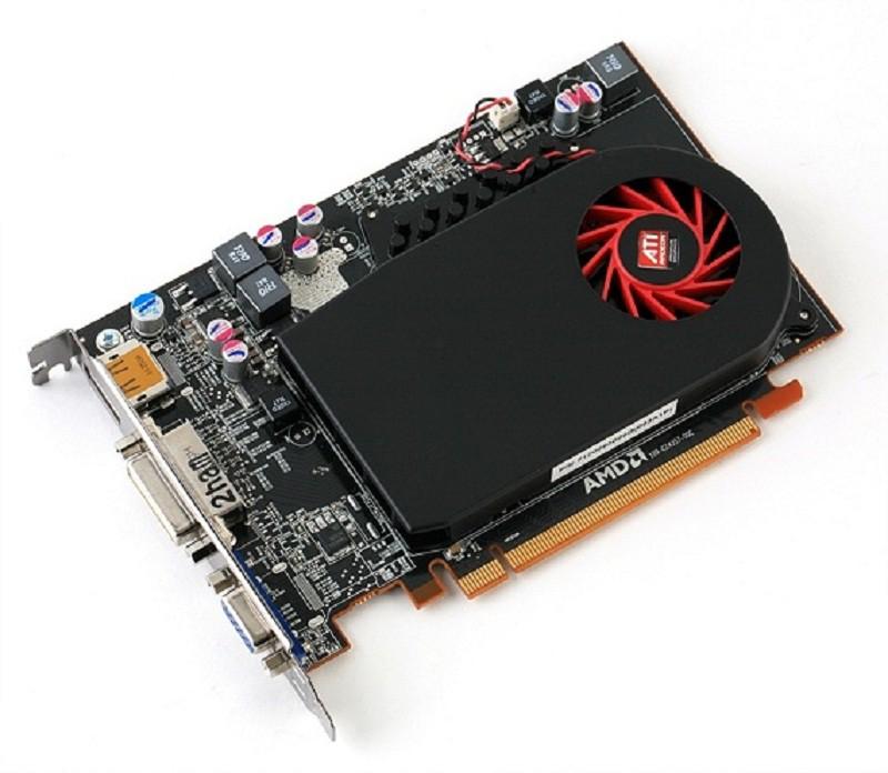 Видеокарта Radeon HD 7670 от AMD