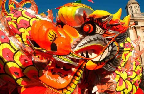 Китайский Новый год в Санкт-Петербурге