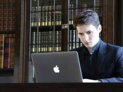 Павел Дуров — Основатель социальной сети Вконтакте