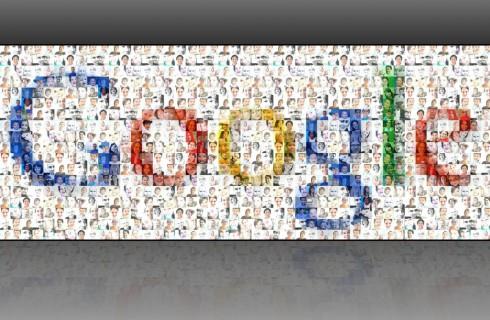 Новый облик Google