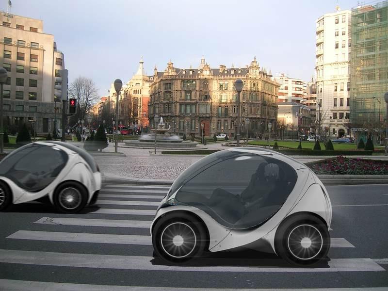 Складные электромобили поступят в продажу