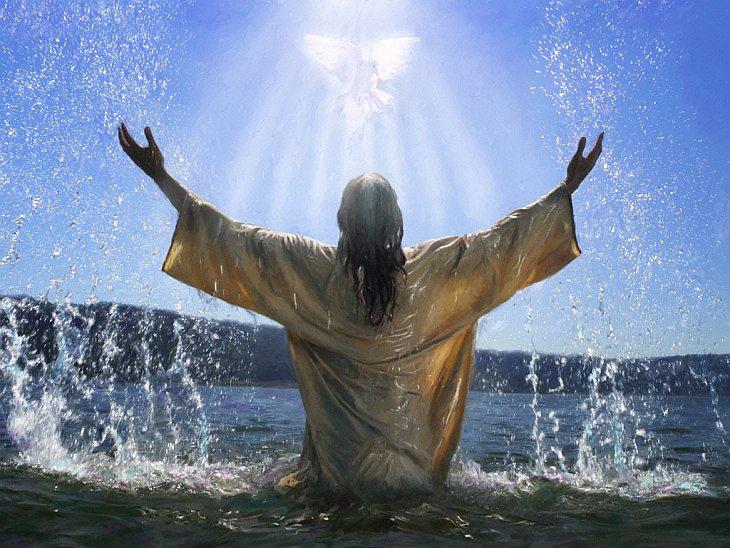 Крещение господне — в прорубь без последствий