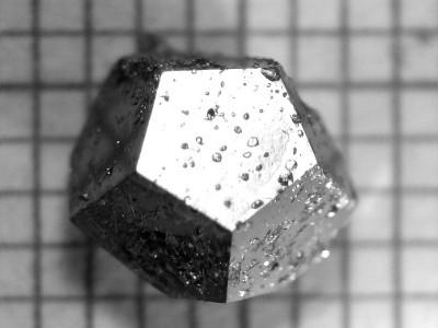 Квазикристалл, найденный на Чукотке