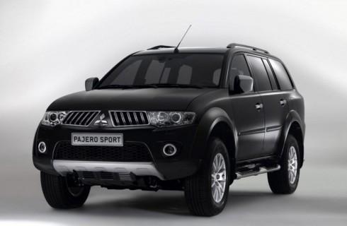 Mitsubishi Pajero Sport уже в России