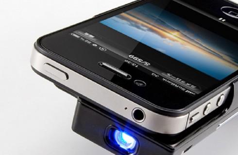 Микропроектор для iPhone