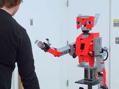Теплокровный робот