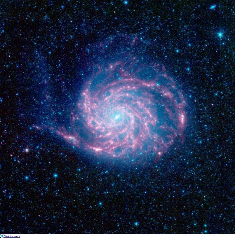 Самое крупное скопление галактик ранней Вселенной