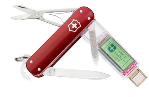 Нож с терабайтом памяти