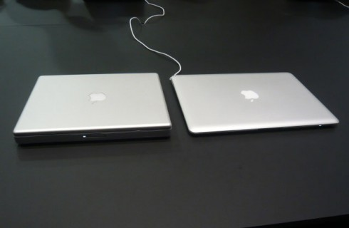 Новый MacBook Pro Air