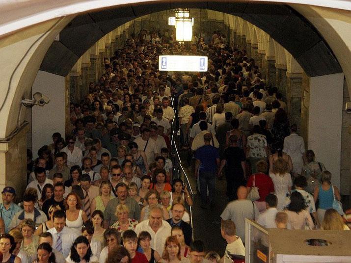 Wi-Fi на кольцевой линии метро