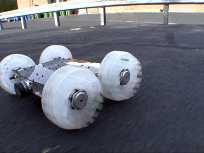 Устройство Sand Flea от Boston Dynamics для разведки в городских условиях
