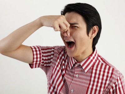 Дурной запах вызывает чувство тревоги