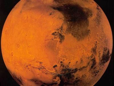 Марс в телескопе
