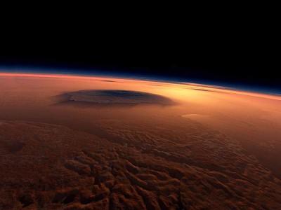 Поверхность Марса — самой загадочной планеты Солнечной системы