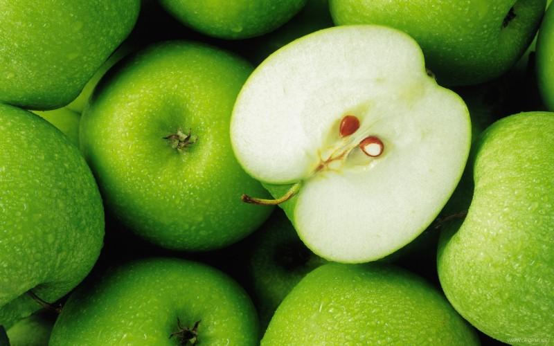 Отведай и ты молодильное яблочко
