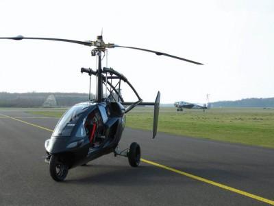 PAL-V готов взлететь