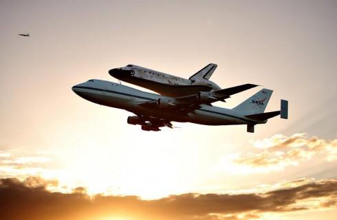 Поcледний полет Discovery