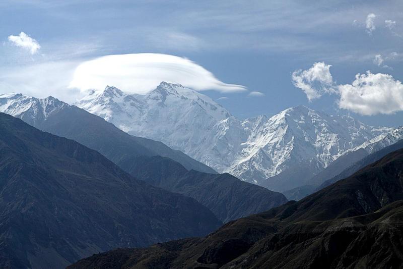 Гималаи сильнее глобального потепления