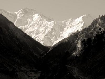 Гималаи, Ракиотский склон восьмитысячника Нанга Парбат (8126 метров)