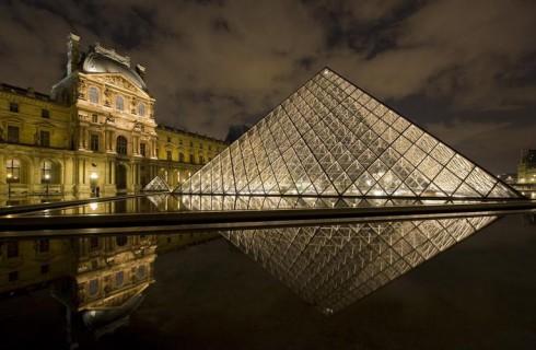 Автоматические экскурсии в Лувре