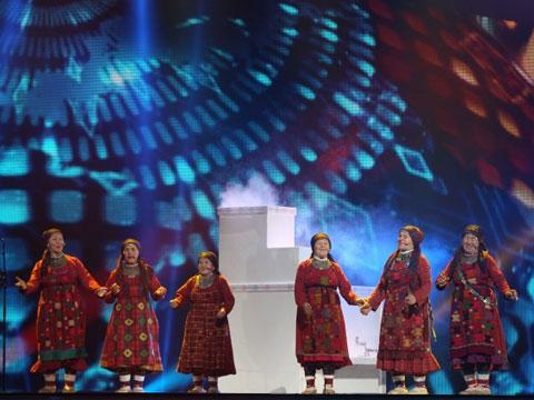 Победит ли Россия в Евровидении-2012?