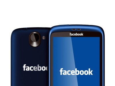 Концепт смартфона от Facebook