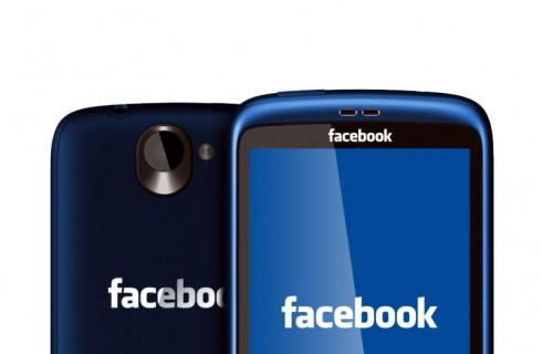 Facebook выходит на рынок мобильных устройств