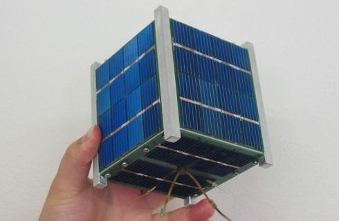 Игровой контроллер для спутников