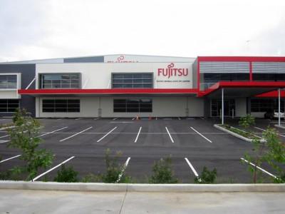 Главный офис корпорации «Fujitsu»