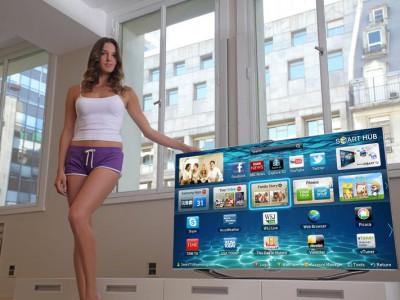 На Smart TV доступно множество функций и приложений