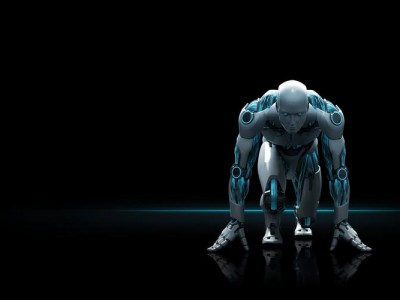"""Благодаря функции """"дыхания"""", робот поддерживает равновесие и может выполнять резкие движения."""