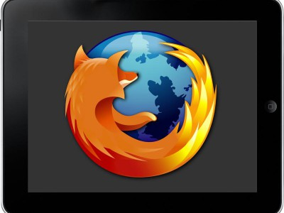 Mozilla Firefox Junior для Apple iPad