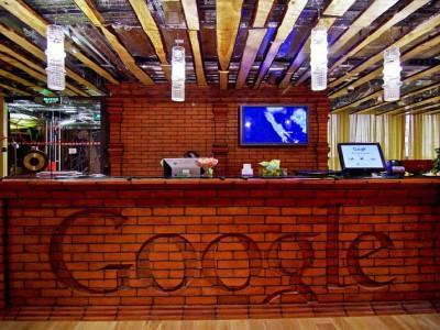 Российский офис компании Google