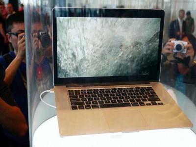 Новый MacBook Pro с Retina-дисплеем