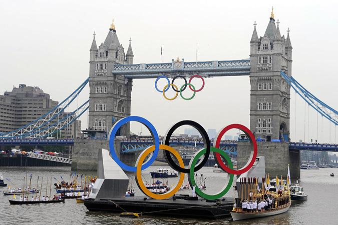 Открылись тридцатые Летние олимпийские игры  в Лондоне
