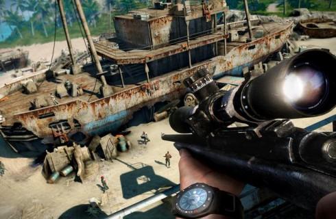 Игра Far Cry 3: ждать ли раздвоения личности?
