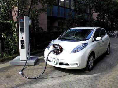 Электрозаправка для электромобилей
