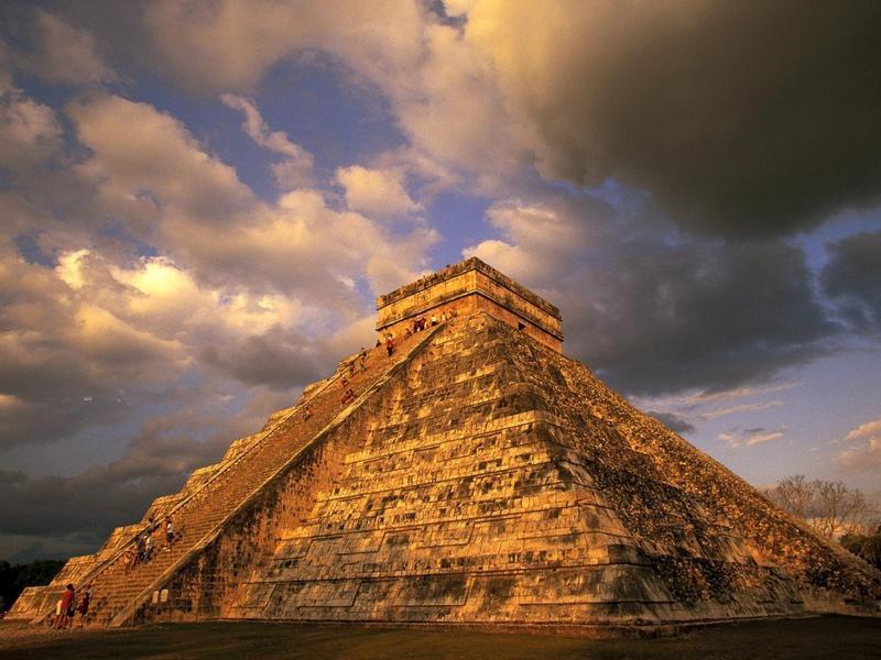 Майя вновь поражают ученых