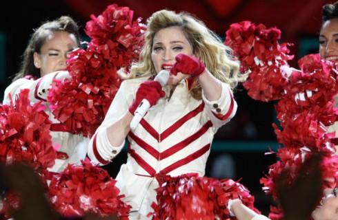 Концерт Мадонны в защиту прав человека прошел в Олимпийском