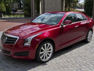 Новый Cadillac ATS