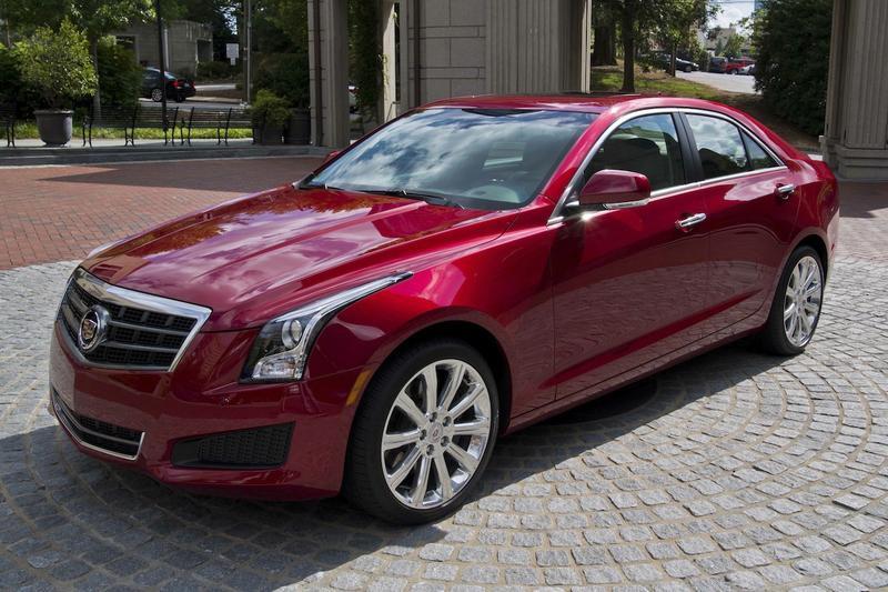 Премьера Cadillac ATS