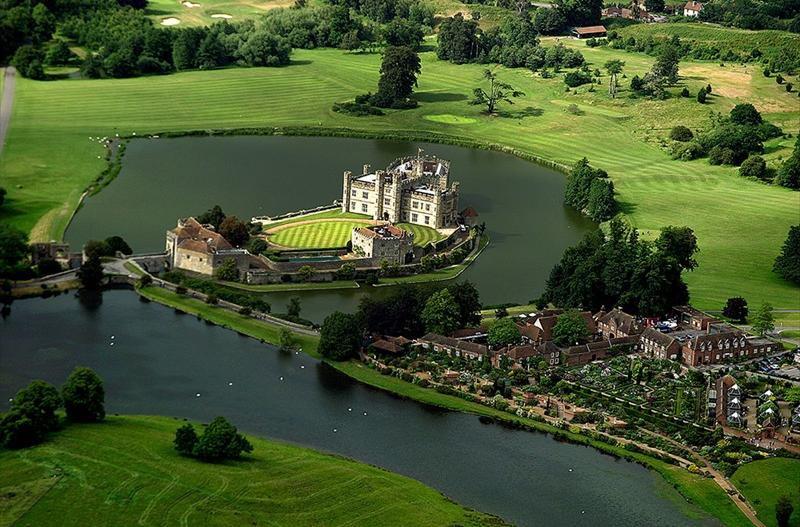 Замок Лидс открыт для всех желающих