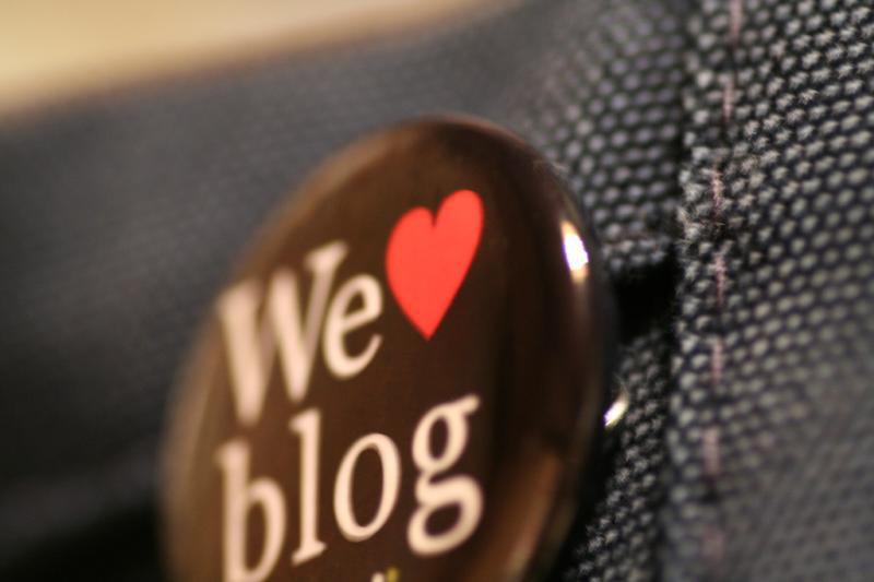 В мире отмечается День блога