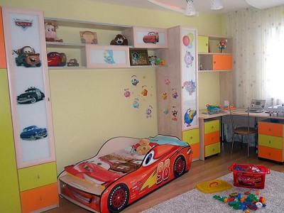 Внешний вид комнаты, которая получилась в итоге