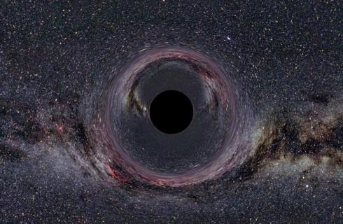 В Китае создали черную дыру