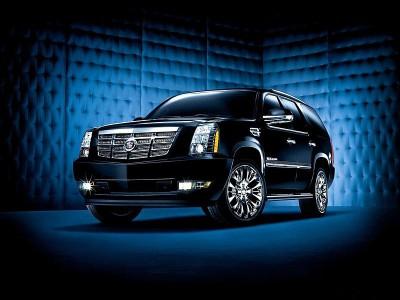 Cadillac Escalade 2012 года