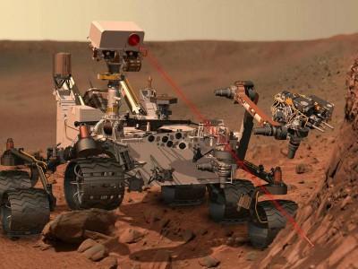 Марсоход Сuriosity лишился сенсора ветра