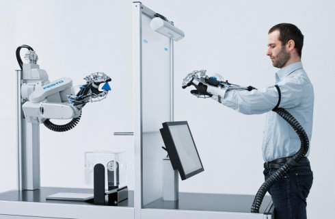 Роботорука лучше человеческой