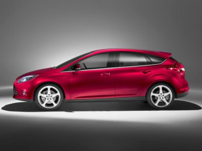 Специальное предложение распространяется на автомобиль Ford Focus III