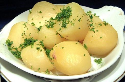Картофель на страже желудка
